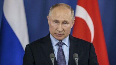 صورة بوتين:أردوغان يتبع سياسة خارجية مستقلة رغم الضغوط
