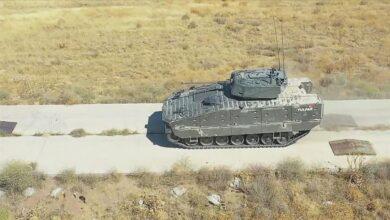 """صورة المدرعة التركية """"تولبار""""جاهزة لتنفيذ المهام"""