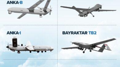 صورة تعرف على الطائرات التركية المسيرة من فئة MALE