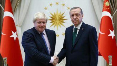 صورة بريطانيا وتركيا..التأسيس لتحالف قوي بعد بريكست