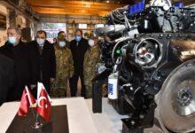 صورة تركيا بصدد تزويد مركباتها العسكرية بمحركات محلية