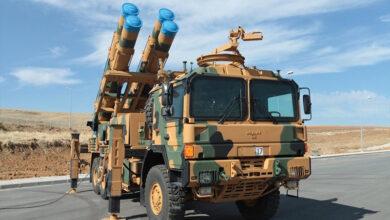 صورة شاهد: صواريخ الاستهداف الدقيق للقوات البرية التركية TRG-300 KAPLAN و BORA