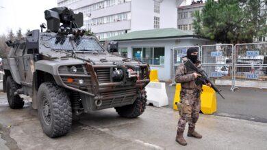 صورة شاهد : العربات التركية المدرعة رباعية الدفع
