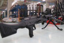 """صورة شركة تركية تنتج بندقية ل""""مكافحة الإرهاب"""""""