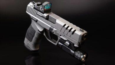 """صورة المسدس التركي""""SAR 9  """" يفوز بجائزة ذهبية في الولايات المتحدة"""