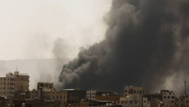 صورة اليمن..تصعيد عسكري غير مسبوق