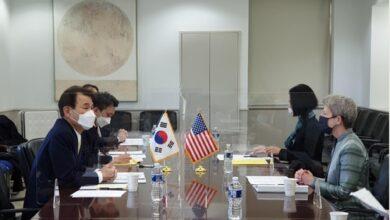 صورة بهدف تمويل الوجود العسكري الأمريكي على أراضيها.. اتفاق بين الولايات المتحدة و كوريا الجنوبية