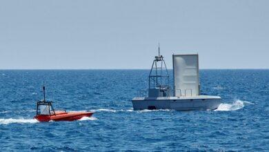 صورة شاهد : قوارب الاستهداف الوطنية التركية