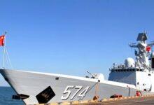 صورة تقرير: الصين تملك أكبر قوة بحرية في العالم