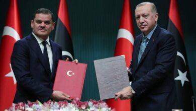 صورة أردوغان: نسعى لإحلال السلام بليبيا ودعم حكومة الوحدة الوطنية