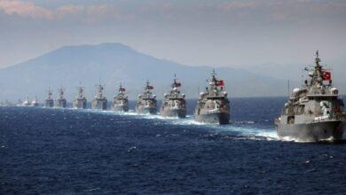 صورة دراسة: البحرية التركية هي الأقوى في المنطقة
