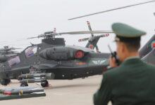 صورة الصين تستبق زيارة وفد أمريكي إلى تايوان بمناورات قتالية ضخمة