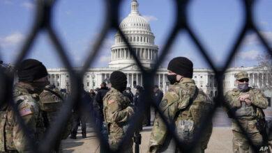 """صورة تقرير للمخابرات الأمريكية يكشف عن """"أكبر تهديد"""" لأمن أمريكا القومي"""