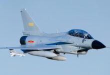 """صورة هل ستبيع الصين مقاتلات """"تشينغدو 10 جيه"""" لإيران؟"""