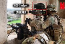 صورة شاهد: نظام إشارة الهدف للذخائر الموجهة بالليزر ENGEREK