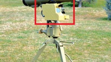 صورة شاهد : جهاز الرؤية الحرارية المحلي لتركيا SAGER