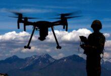 صورة أساطيل من الطائرات بدون طيار والروبوتات..الشكل الجديد لحروب المستقبل القادمة