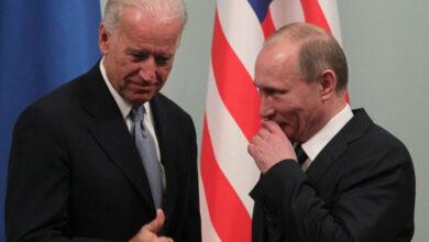 صورة بعد وصفه بالقاتل.. بايدن يدعو بوتين إلى لقاء في دولة ثالثة لمناقشة قضايا عدة