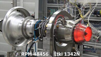 صورة تركيا..محرك صاروخي محلي الصنع يحطم رقما قياسيا عالميا