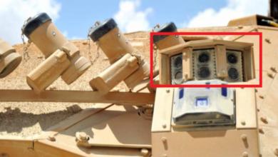صورة شاهد : نظام مراقبة المسافات القصيرة YAMGÖZ