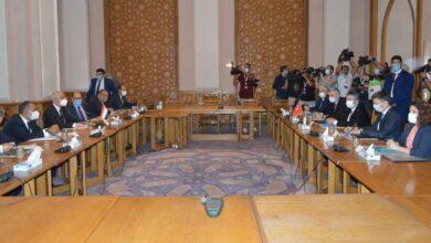 صورة انطلاق المشاورات السياسية بين مصر وتركيا في القاهرة