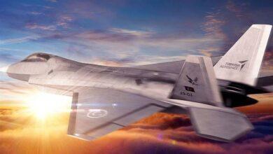 صورة تواصل أعمال البحث والتطوير لإنتاج أول مقاتلة تركية وطنية 