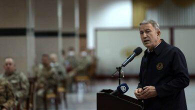صورة أكار: تطور علاقات تركيا مع مصر يرعب البعض ويخوفهم 