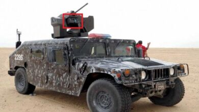 صورة شاهد : نظام الاستشعار البصري الكهربائي ATS-60
