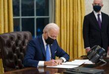 صورة بايدن يقر صفقة أسلحة متطورة مع إسرائيل بقيمة735مليون دولار