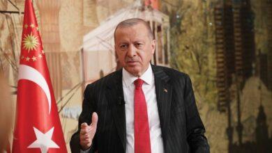 صورة أردوغان يقود حملة دبلوماسية مكثفة من أجل فلسطين 