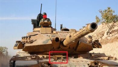 صورة شاهد : نظام رؤية سائق الدبابة المحلي لتركيا
