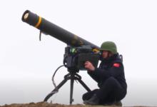 صورة نظام الصواريخ الوطني متوسط المدى المضاد للدبابات: OMTAS