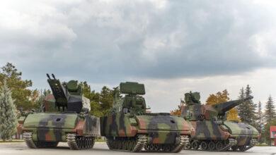 صورة شاهد : نظام الدفاع الجوي للوحدات المتنقلة KORKUT