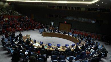 صورة للمرة الرابعة..واشنطن تعرقل مشروع بيان بمجلس الأمن حول غزة 