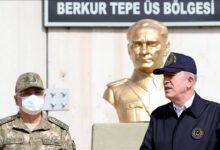 صورة أكار: تحسن علاقات تركيا ومصر سيعود بمنافع حقيقية عليهما 