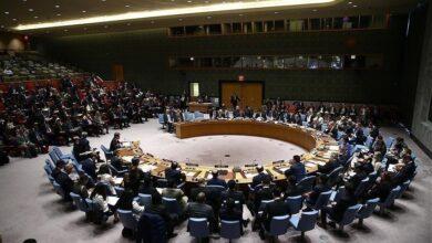 صورة واشنطن: جلسة طارئة لمجلس الأمن الأحد حول الوضع بإسرائيل وغزة 
