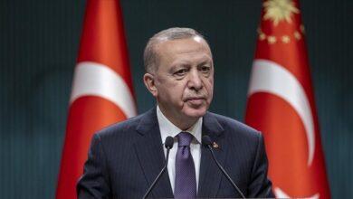صورة أردوغان: على المجتمع الدولي تلقين إسرائيل درسا قاسيا 