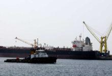 """صورة أسطول من """"الناقلات الشبح"""" يهرب النفظ الإيراني إلى الصين """