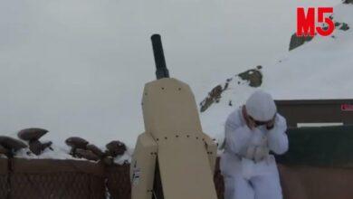 صورة شاهد : نظام سلاح الهاون عيار 81ملم  ALKAR
