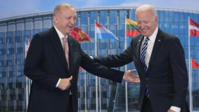 صورة أكاديمي تركي: لقاء بايدن-أردوغان رفع حالة عدم اليقين و سيتم حل مسائل معينة بمرورالوقت