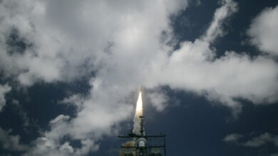"""صورة الولايات المتحدة تبدأ في تركيب أنظمة الدفاع الصاروخي""""ايجيس آشور"""" في بولندا"""
