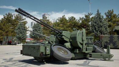 صورة اتفاقية إضافية  للدفاع الجوي بين شركة أسلسان و رئاسة الصناعات الدفاعية التركية