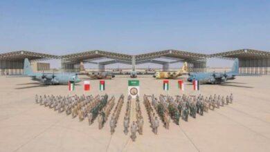صورة مسقط و أبو ظبي تعلنان اختتام مناورة جوية في الرياض