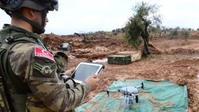 صورة شاهد : عائلة نظام الطائرات بدون طيار متعدد المروحيات SERÇE