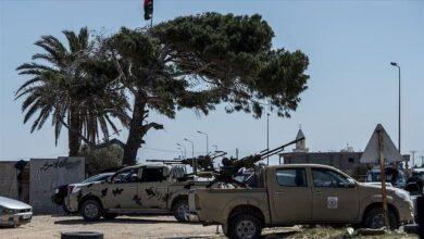 صورة مسؤول بالجيش الليبي يعلن فتح الطريق الساحلي الأحد 