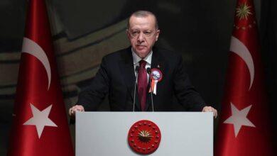 صورة أردوغان: نجاحنا الدبلوماسي والعسكري في ليبيا خلط الأوراق إقليميا ودوليا