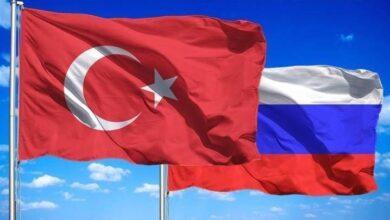 صورة روسيا: تركيا شريك مهم و نتعاون معها بالعديد من ملفات المنطقة
