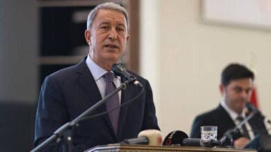 صورة أكار: تركيا دولة ضامنة ووجود جنودنا هناك أمر طبيعي