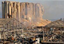 صورة تقرير اف.بي.اي: نترات الأمونيوم في انفجار بيروت أقل بكثير من الشحنة الأصلية 