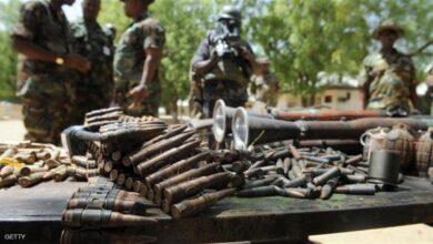 صورة واشنطن تعلق صفقة أسلحة لنيجيريا بسبب مخاوف متعلقة بحقوق الإنسان